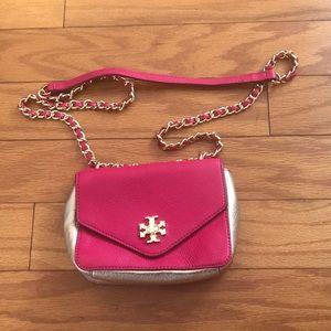 Tory Burch Kira Mini Chain Clutch